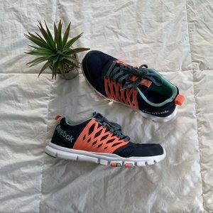 • Reebok Memory Foam Sneakers